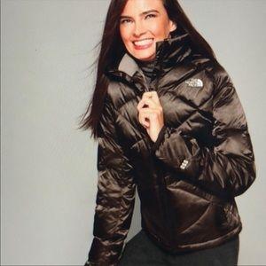 Ladies North Face 550 Puffer Coat